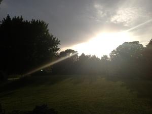 The Ever Illusive Sun