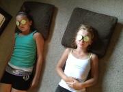 Cucumber Eye Treatment